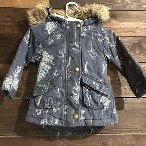 Old navy greenery jacket